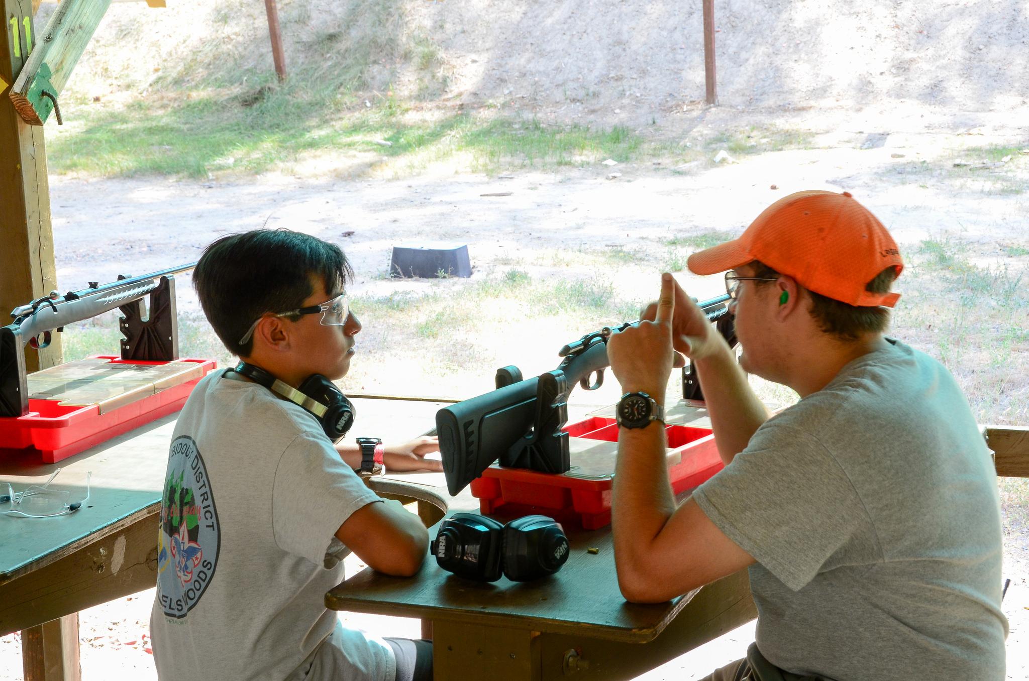 Shooting Lesson